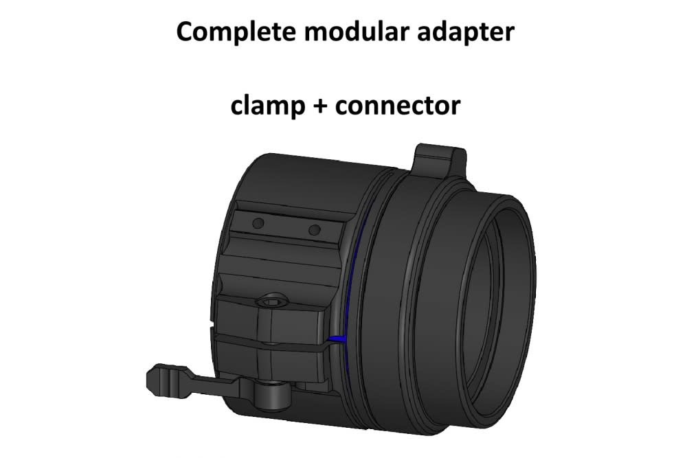 Rusan Modulaire adapter – connector