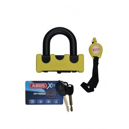 ABUS Granit Power XS 67 + 12 mm x 120 cm ketting met loop