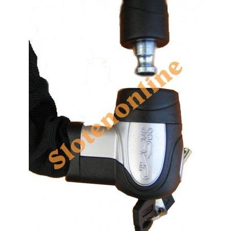 SXP ART 4 kettingslot met vast slot 10,5 mm x 150 cm