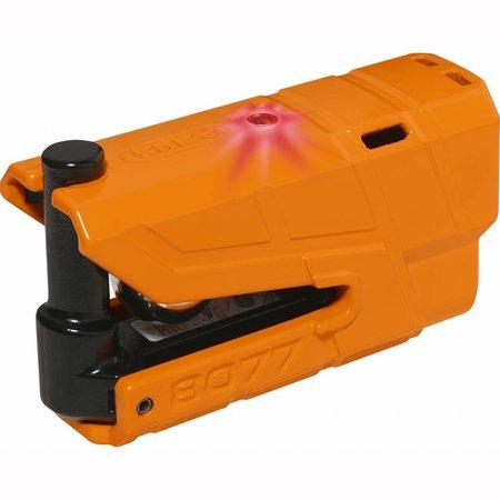 ABUS Schijfremslot Granit Detecto X Plus 8077 alarm ART 4 Oranje