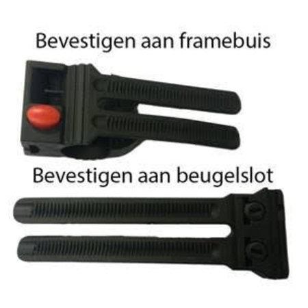 Pro-tect Beugelslot (320mm). Onbreekbaar slot met ART-4 keurmerk.