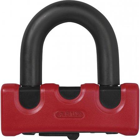 ABUS Schijfremslot Granit Power XS67 - Rood