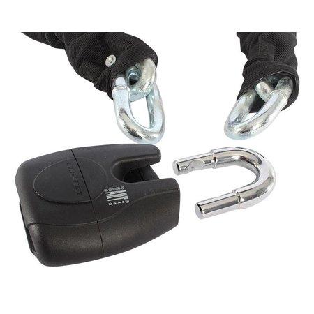 Pro-tect Kettingslot Diamond voor motor met ART-5 keurmerk - 120 CM - versterkte cilinder