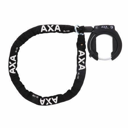 AXA Ringslot Block XXL Zwart ART-2 - brede opening - geschikt voor insteekslot