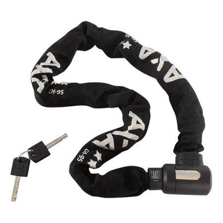 AXA Cherto Compact 95 kettingslot ART-2 keurmerk