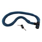 ABUS Kettingslot Ivera Chain 7210 Color 110 cm Blauw