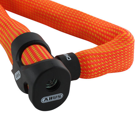 ABUS Kettingslot Ivera Chain 7210 Color 110 cm Oranje