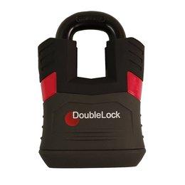 DoubleLock Hangslot Padlock RED