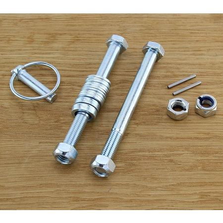 DoubleLock Disselslot Fixed Lock SCM A60 Oud Model