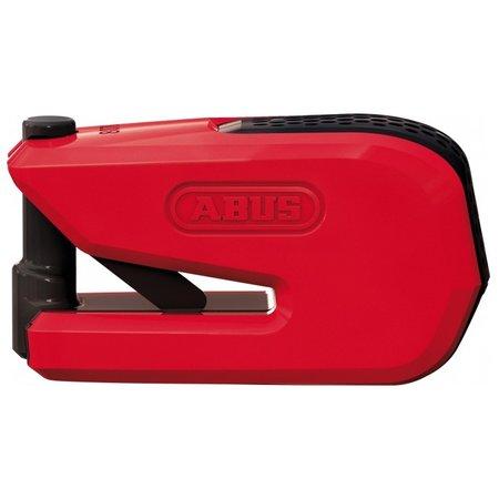 ABUS Schijfremslot Granit Detecto SmartX 8078 Red - met alarm