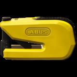 ABUS Granit Detecto SmartX 8078 schijfremslot Yellow