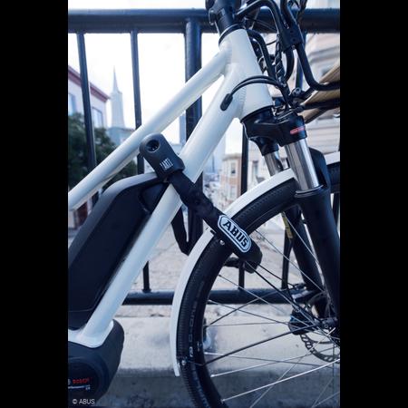 ABUS Kettingslot Steel-O-Chain 9809 110cm Zwart