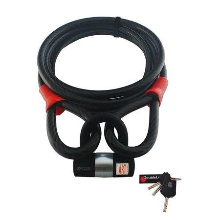 DoubleLock BEAST kabelslot 20 mm x 5 m - met beugelslot