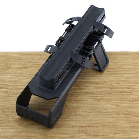 ABUS Bordo Granit Plus 6405 110 cm zwart