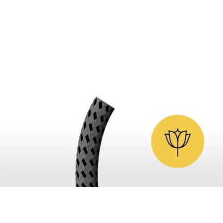 Tex-Lock Insteekslot Mate - Textielslot Zwart