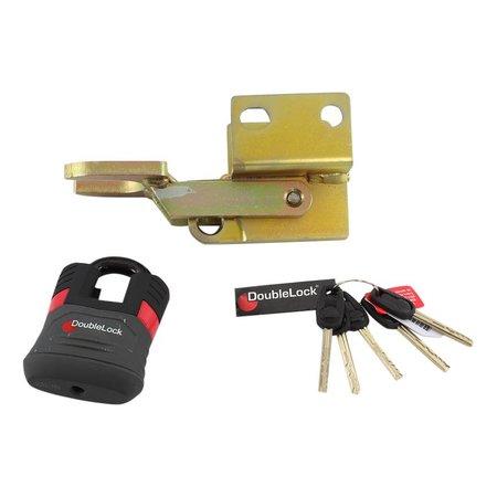 DoubleLock Disselslot Fixed Lock SCM B - Retour