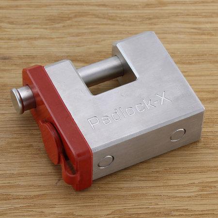 DoubleLock Doublelock Padlock-X voor Fixed Lock SCM A60