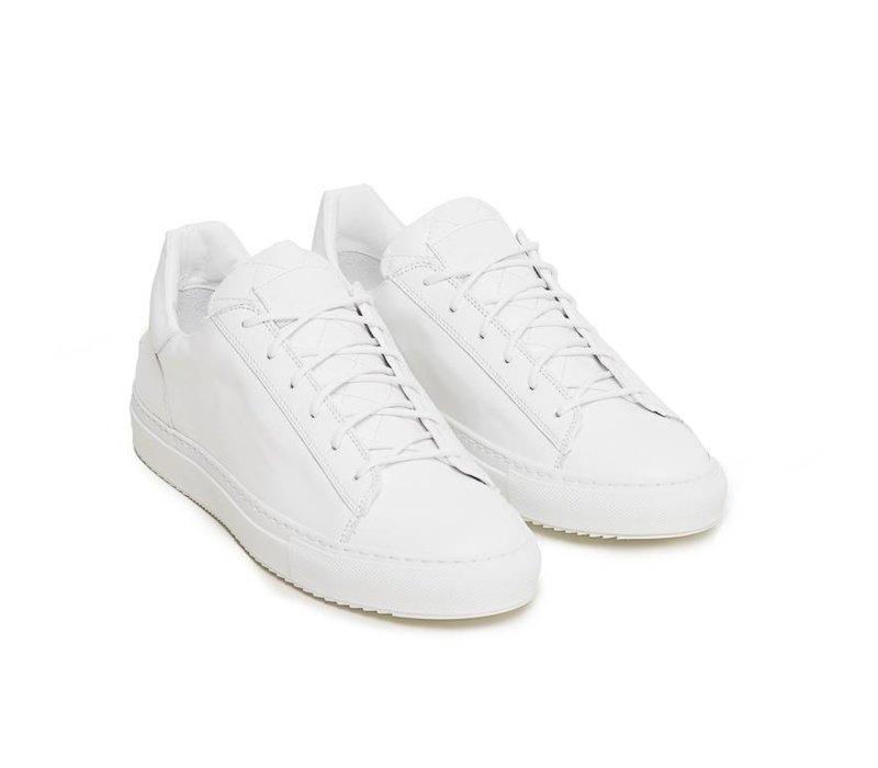 Mario Low sporty All White