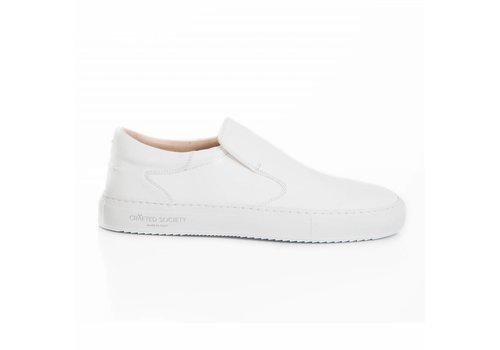 NEW Como Slip-on White Safiano - Pre-order
