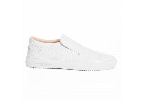 Como Slip-on Gabon croc - 2 pairs LEFT