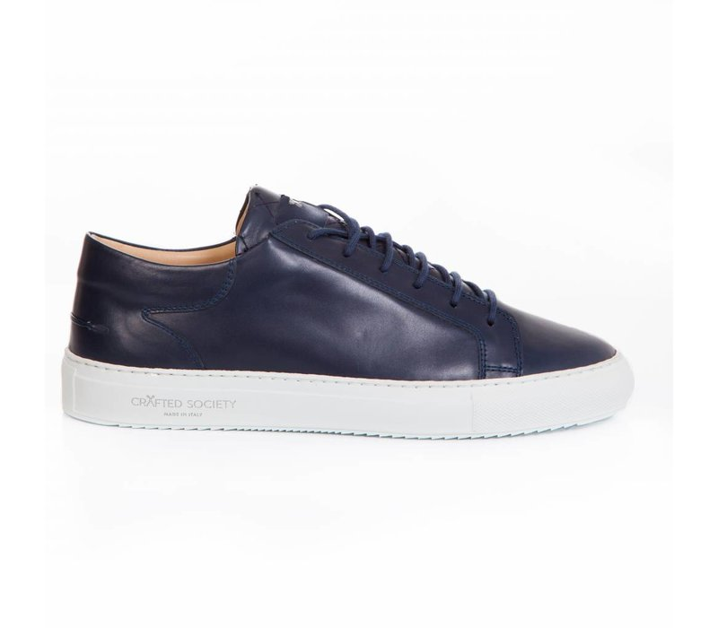 Mario Low refined Navy w/ white