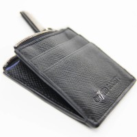 Sauro Cardholder - Black