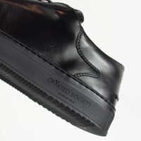 NEW Mario Low refined -  All Black