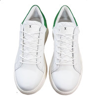 NEW Matteo Low - White/Green