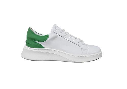 NEW Matteo Low  - White /Green