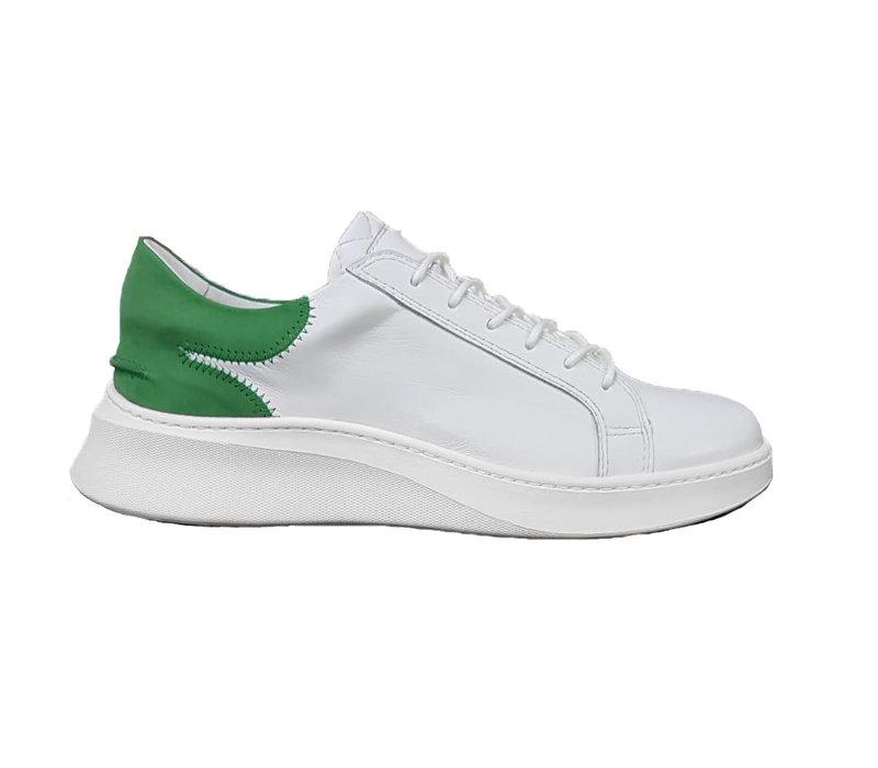 NEW Matteo Low - White/Green PRE-ORDER