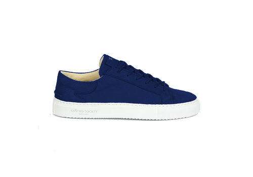Mario Low refined - Royal Blue w/ white outsole