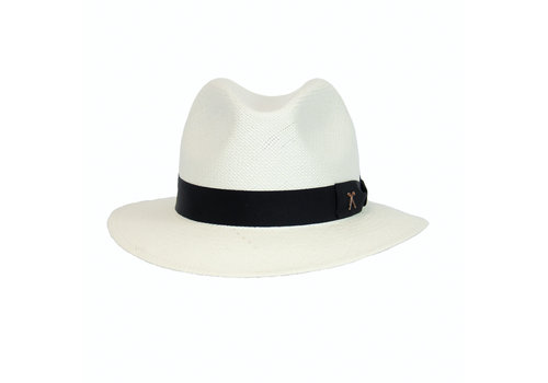Panama Hat  - Black band