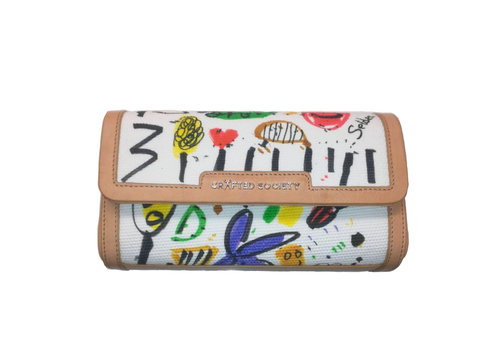 Crafted Society CLUTCH / CROSS BODY - SELDEN ART