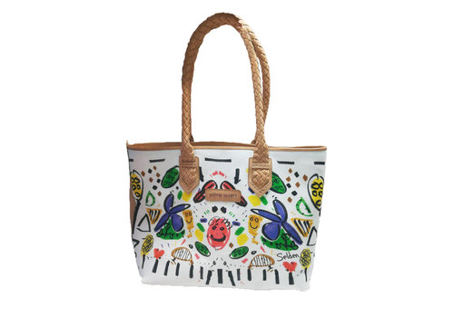 Crafted Society TOTE - SELDEN ART