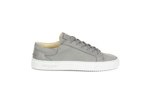 Mario Low refined - light grey Nubuck