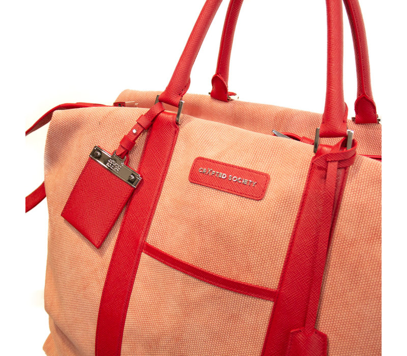 Nando Weekender  - Coral&Red