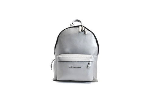 Skye Backpack  - Light Grey mini backpack