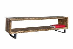 FraaiBerlin Lowboard Bauholz Novan 170 x 50cm