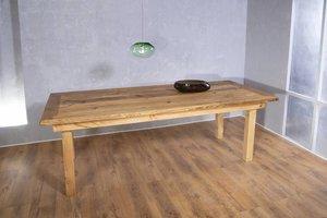 FraaiBerlin ANGEBOT! Bauholz Tisch Vintage Stil Daan/Jasmijn 220x100cm