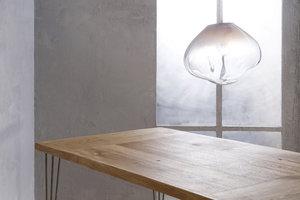 FraaiBerlin Esstisch aus Altholz Eiche & Eisen Vrolijk 200  x 85 cm