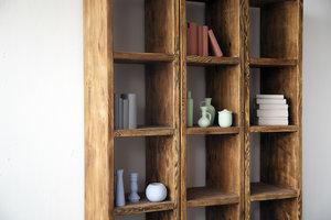 FraaiBerlin Regale im Landhaus-Stil Theresa 3er Set