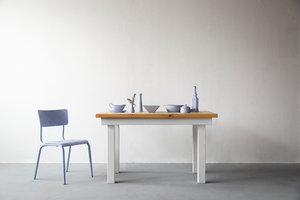 FraaiBerlin Bauholz Kiefer Tisch Jasmijn/Daan