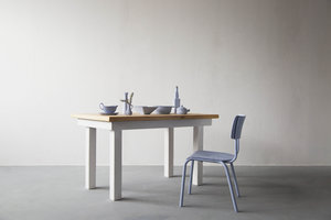 FraaiBerlin Bauholz Kiefer Tisch Jasmijn/Daan 130x80cm