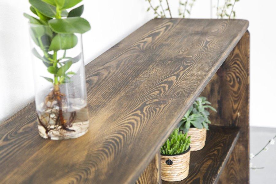 FraaiBerlin Sideboard aus Bauholz Remy