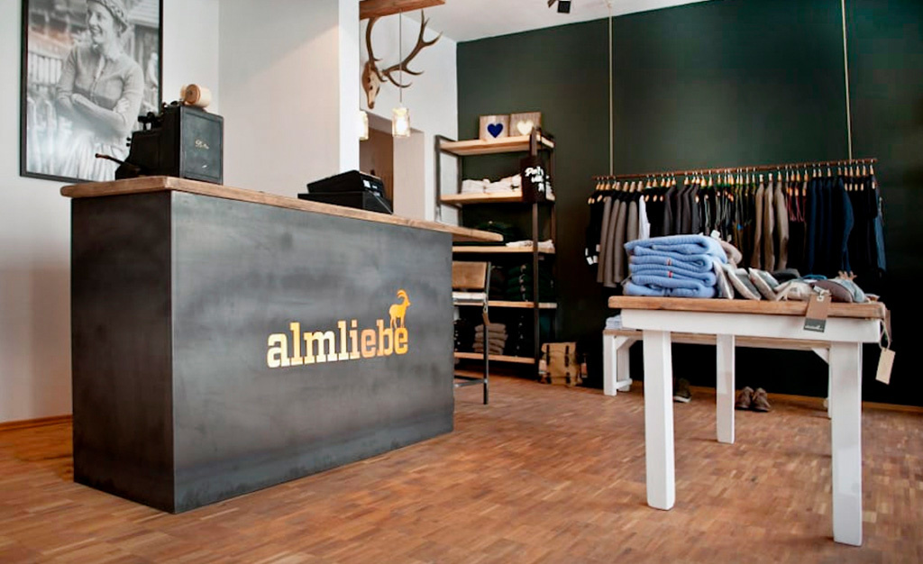 Almliebe Store München