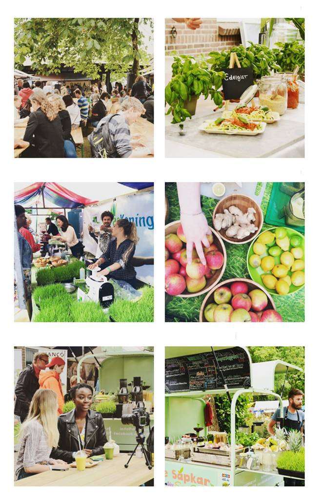 Dutch Raw Food Festival 2015
