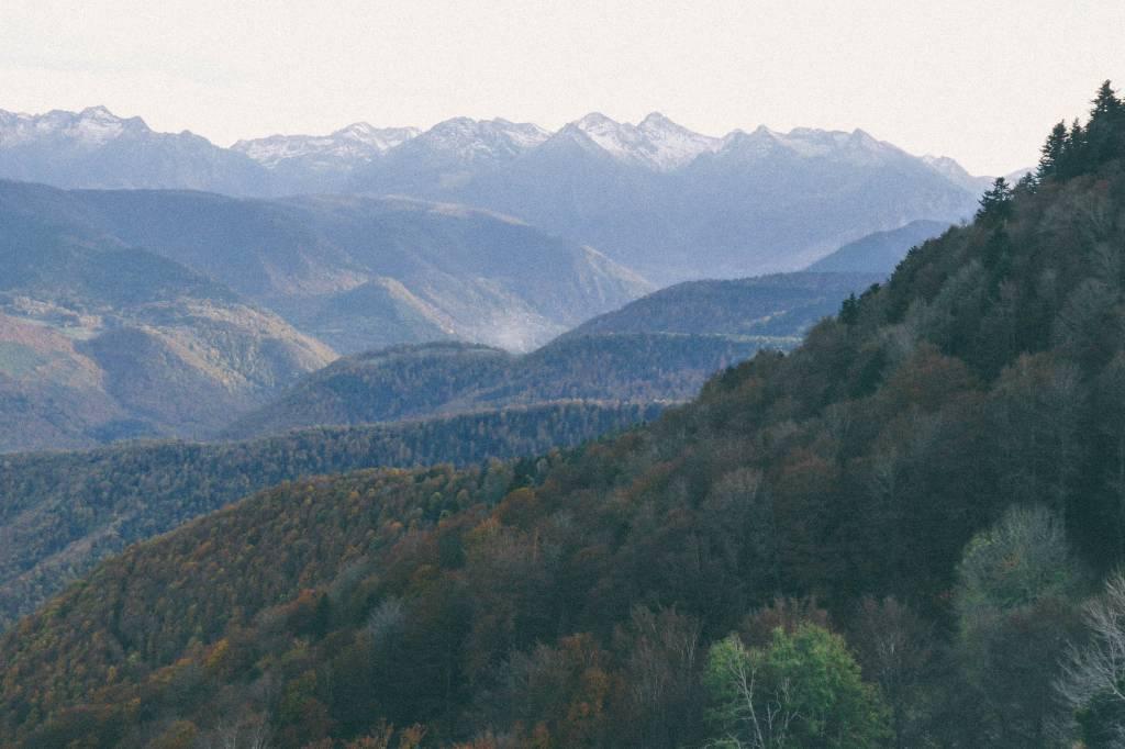 Grande Route des Pyrenees