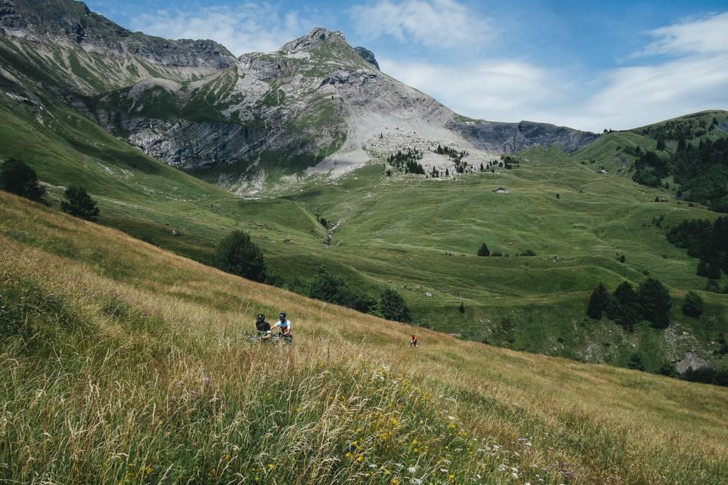Gravel Weekender Northern Alps