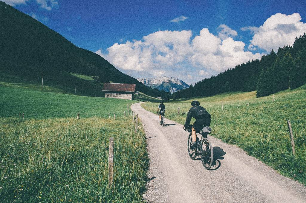 Gravel Weekender Northern Alps