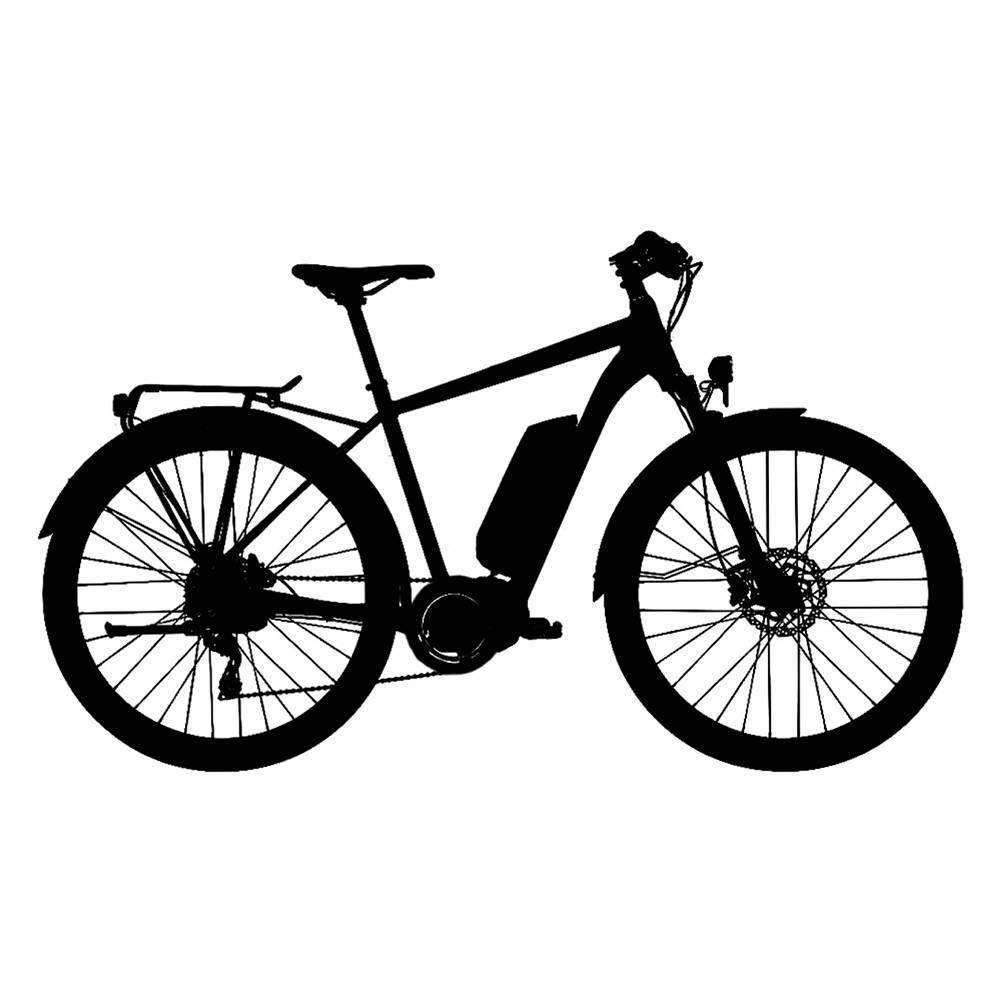 bASECAMP Vélo Électrique